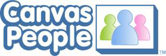 canvas people free shipping